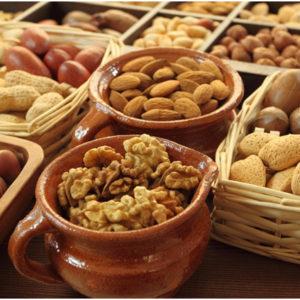 Орехи – россыпи здоровья!