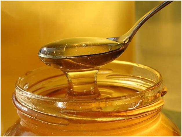 Консистенйия натурального меда