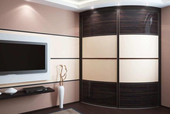 Встроенный шкаф, насколько им удобно пользоваться