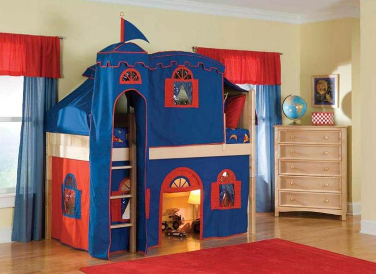 Детская комната для мальчика 2