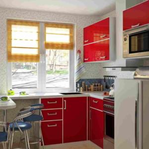 Маленькая кухня, как ее обустроить?