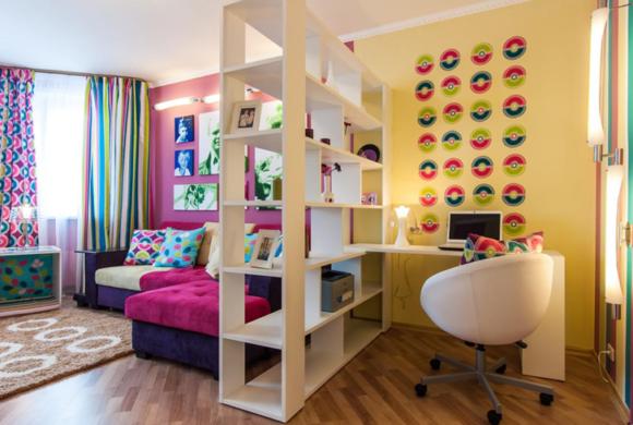 Детская комната для девочки, как ее оформить?