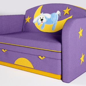 Раскладной диван, подойдет для любой комнаты